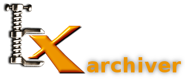 Xarchiver a GTK+2 only frontend to various command line archivers